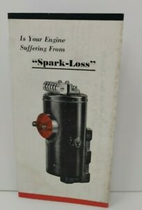 Mallory Ignition Coil & Distributor Power Print Ad