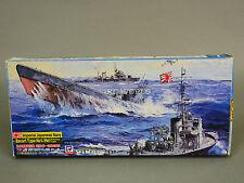 SKY WAVE 1/700 IJN ESCORT SUBMARINE VS. USN GATO CLASS Model Ship  Kit #L4