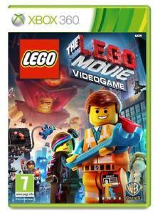Le Film Lego: Jeu (xbox 360 Game) * Bon état *-afficher Le Titre D'origine