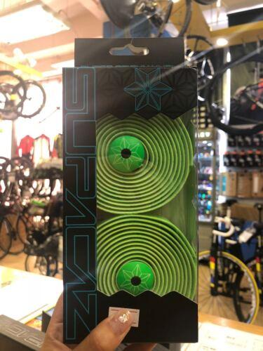 Multi-color Supacaz Super Sticky Kush handlebar Tape