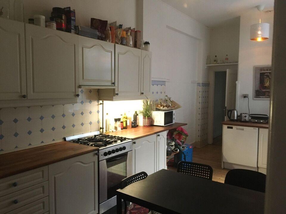 1617 vær. lejlighed, m2 15, Bagerstræde