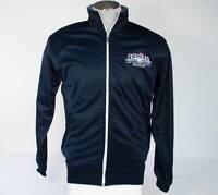 G-unit Signature Zip Front Blue Reversible Track Jacket Mens Large L