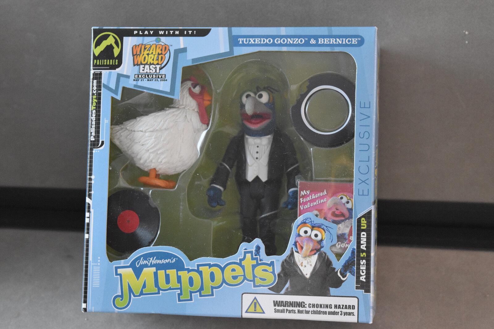 Muppets Palisades Tour Exclusive  ADVENTURE ADVENTURE ADVENTURE KERMIT   2004 -New in Box 5be5c3