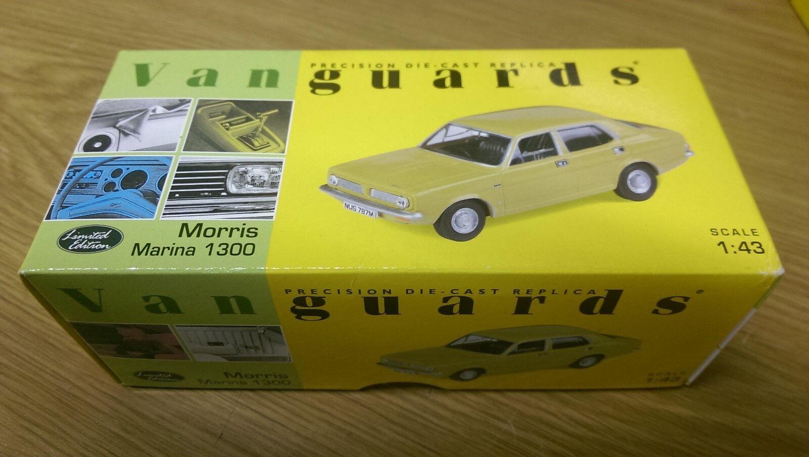 Corgi VA06301 Morris Marina 1300 Harvest gold Ltd Edition No.0003 5600
