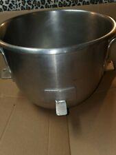 Hobart Vmlh30 Stainless Steel 30 Qt Mixer Bowl