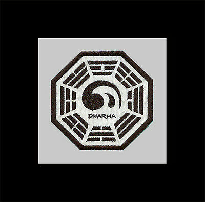 """LOST Dharma Initiative Embroidered patch """"Tempest"""""""
