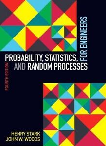 Probability statistics and random processes for engineers by henry probability statistics and random processes for engineers by henry stark and john woods 2011 hardcover revised fandeluxe Choice Image