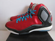 8e39ba07613845 item 6 ADIDAS D ROSE 5 BOOST SZ 9.5 RED BLACK DERRICK ROSE CHICAGO BULLS  ADIZERO C75943 -ADIDAS D ROSE 5 BOOST SZ 9.5 RED BLACK DERRICK ROSE CHICAGO  BULLS ...