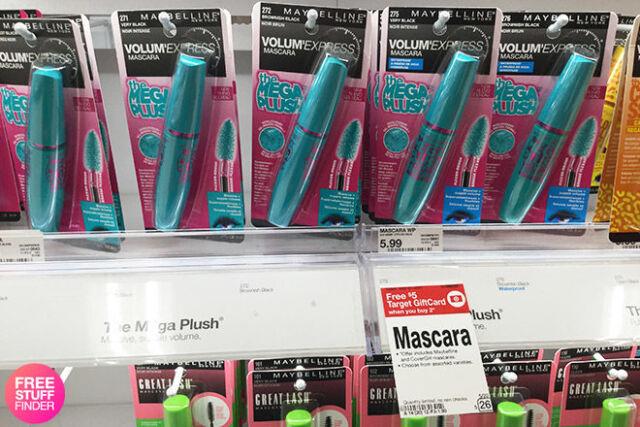 9620f61ee9c Maybelline Volum'express Mega Plush Mascara 249 Emerald Velvet C78 ...