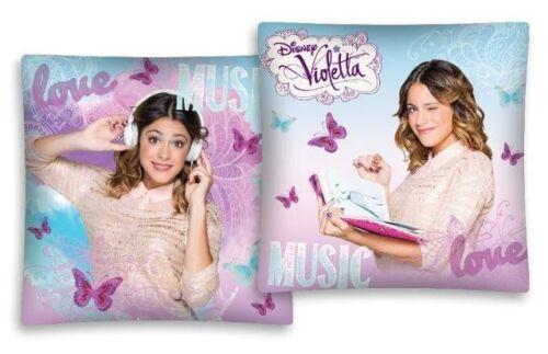 Violetta Kissenbezug Kissenbezüge für Kopfkissen 40x40cm Neu