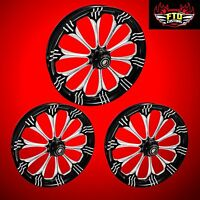 Harley Davidson Free Wheeler Custom warlock  Wheels From Ftd Customs