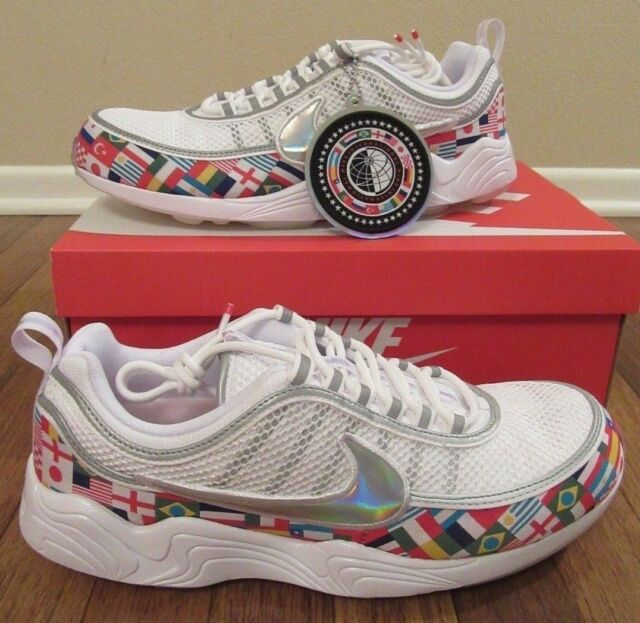 0f6ff357d873d Frequently bought together. Nike Air Zoom Spiridon  16 NIC QS Size 11.5  White Multi AO5121 100 International