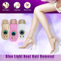 Rechargeable Laser Hair Removal Women Men Body Hair Epilator Shaver Electric Usa