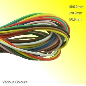 Hook-up-Circuit-Wire-16-0-2-7-0-2-1-0-6-Choose-Colour-5-Metres-or-Longer
