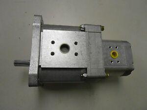 00943578-POCLAIN-220CKNA-HYDRAULIC-PUMP-CASE