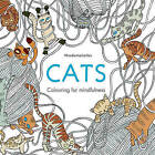 Cats: Colouring for Mindfulness by Claire Laude, Aurelie Castex, Mesdemoiselles (Paperback, 2015)