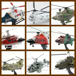 Amer Modèle Hélicoptère échelle 1/72 Uk Vente Free Post Chinook Augusta Eurocopter-afficher Le Titre D'origine