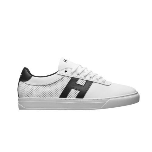 Huf Skateboard Shoes Soto White//Black//Black