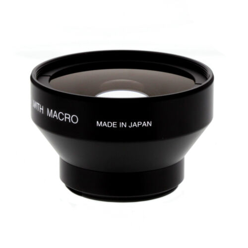 Albinar Wide Angle Lens Macro fo JVC DA30US,GR-D750,GR-D770 27mm 37mm Camcorder