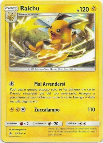 Pokemon Pokémon 55//214 RARE Stainless links the real /_ deal shop