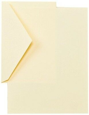 Crane & Co. Crane CH3116 Ecruwhite Half Sheets,40 sheets / 20 envelopes
