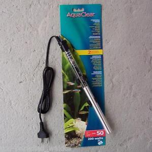 eintauchbarer-Aquariumheizer-200-Watt-Regelheizer-Heizstab-Heizer