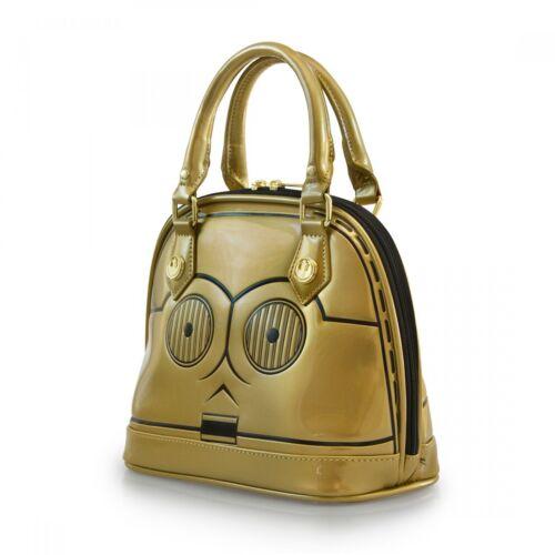 C3Po Mini Dome Pures Licensed sttb0073 Hand Bag Star Wars