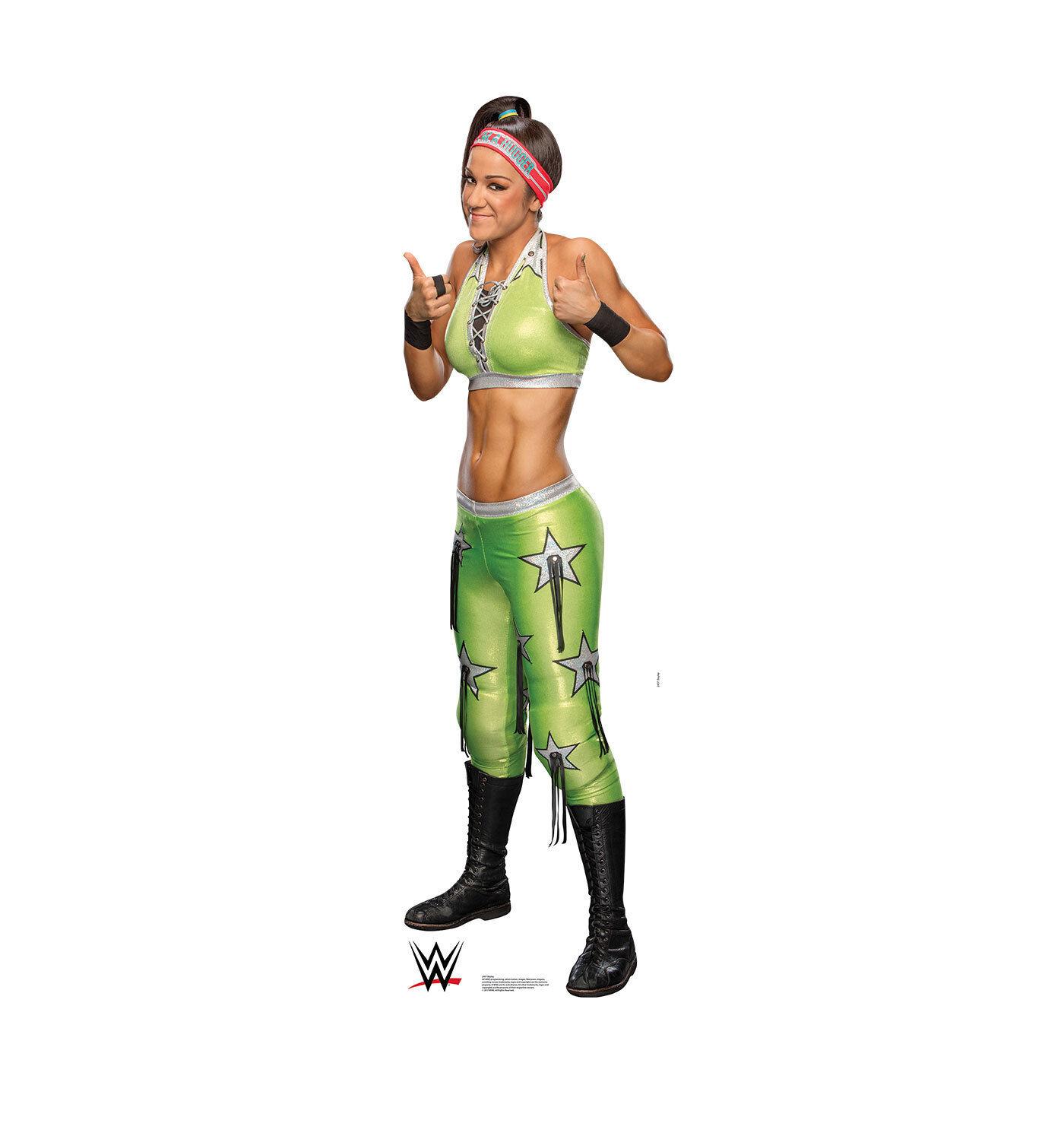 Wwe Bayley Wrestling Fighting Sport Lebensgröße Aufsteller Pappfigur 2437 | Schöne Farbe  | König der Quantität