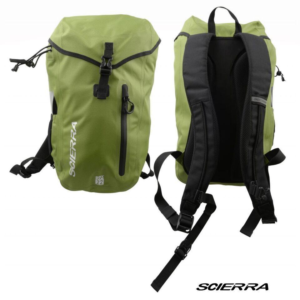 Scierra Kaitum WP giorno Pack borsa impermeabile 22 L 52x23x18cm