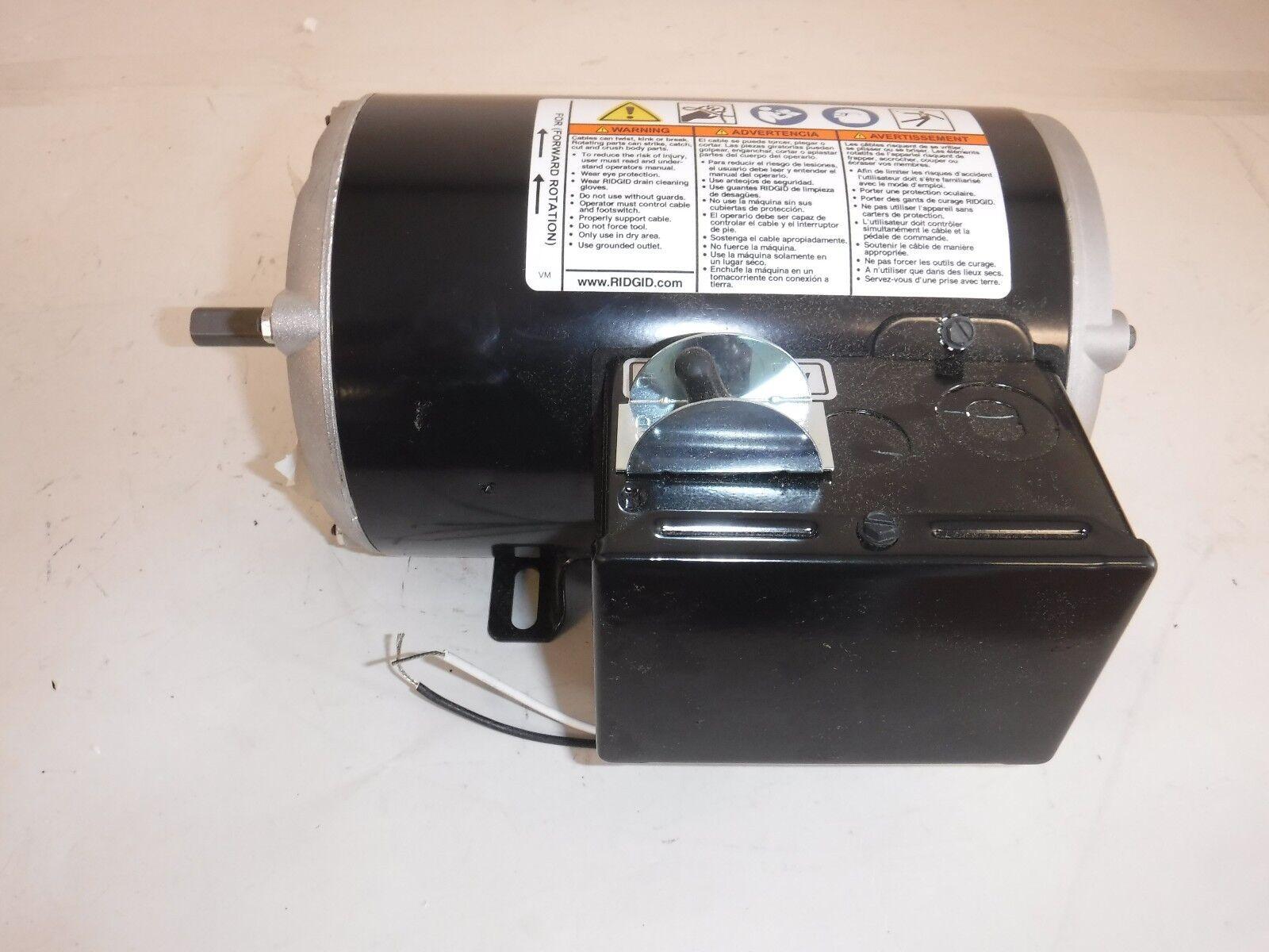 RIDGID Motor Assembly 25XC95 (B)