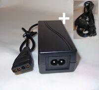 Netzteil 12V+5V 2A für IDE Festplatten CD DVD Brenner m. Molexstecker Stromkabel