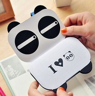 FD1033 Kawii Diary Note Book Lovely Panda Stationery Memo Notepad ~Random~ 1pc:)