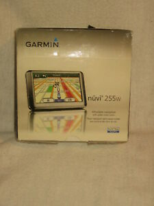 Details about Garmin nüvi 255W 4 3 inch GPS Includes Box, Manual and all  Accessories