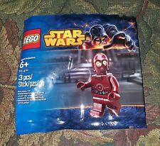 TC-4 PROMO SET FREE US SHIPPING LOOK!!! NEW LEGO 5002122 STAR WARS