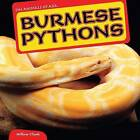 Burmese Pythons by Willow Clark (Hardback, 2012)