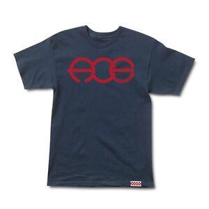 Ace Trucks RINGS LOGO Skateboard T Shirt NAVY XL   eBay
