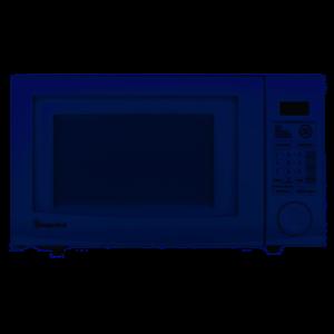 ft Countertop Microwave in White-HMD1110W Magic Chef 1.1 cu