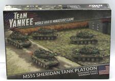0620073c35ff item 7 Team Yankee TUBX17 USA M551 Sheridan Tank Platoon ARAAV Recon  Assault Vehicles -Team Yankee TUBX17 USA M551 Sheridan Tank Platoon ARAAV  Recon Assault ...
