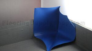 Composeal Blue Vinyl Shower Pan Liner Waterproofing