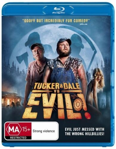 1 of 1 - Tucker And Dale Vs Evil (Blu-ray, 2011)