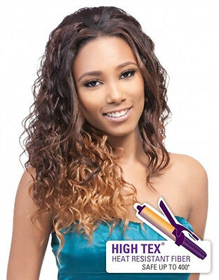 Outre Quick Weave Synthetic Half Wig TONYA