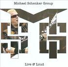 Live & Loud by Michael Schenker/Michael Schenker Group (CD, Jul-2013, Rockline Records)