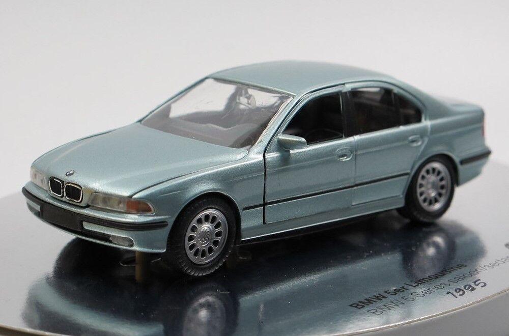 BMW 5er 5 serie E39 SilberGrün 1995 1 43 Schabak