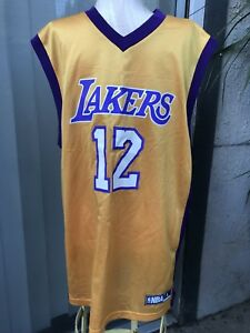 0fa90e3e9 Image is loading NBA-LOS-ANGELES-LAKERS-BASKETBALL-SHIRT-JERSEY-HOWARD-