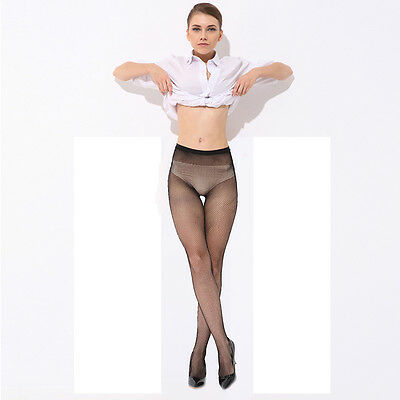 Sexy Black Women Lady Fishnet Net Pattern Burlesque Hoise Pantyhose Tights Hot