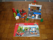 lego Juniors lot 10659 100% complet