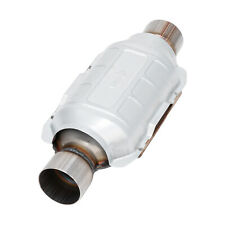 25 Inletoutlet Catalytic Converter Universal Fit Epa Approved Stainless Steel