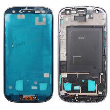 Samsung Galaxy S3 Rahmen Gehäuse für LCD Touch Abdeckung Housing Silber