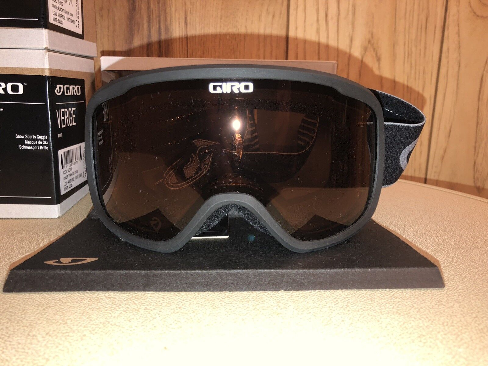 GIRO Verge Snow Sports Goggles