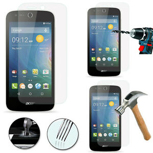 3-Films-Verre-Trempe-Protecteur-Protection-Haute-Qualite-Pour-Seri-Acer-Liquid